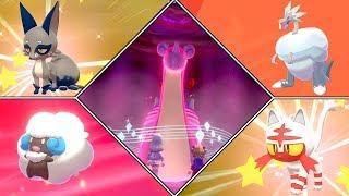 Arctozolt  - (Pokémon) - Pokémon Sword & Shield Shiny Hunting Highlights #04 (Arctozolt, Litten, Nickit, G-Max Lapras)