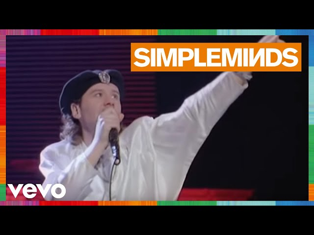 Sanctify Yourself - Simple Minds