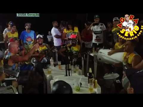Pagode no Quintal do Duda em Peruíbe