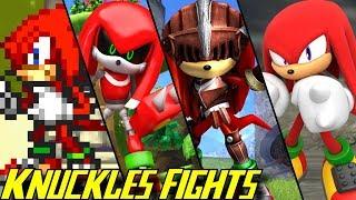 Evolution of Knuckles Battles (1994-2018)