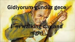 TURKISH MUSIC WITH ENGLISH TRANSLATION // With Lyrics ( Day And Night )
