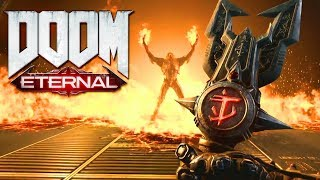 DOOM ETERNAL - Full Gameplay Reveal Presentation | QuakeCon 2018