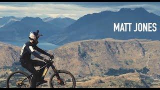 Лучшие трейлы Новой Зеландии в видео-отчете райдера Marin Мэтта Джонса