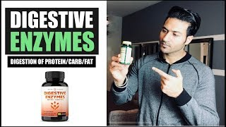 Digestive ENZYMES for Absorption of Protein/Carbs/Fats - Full info by Guru Mann