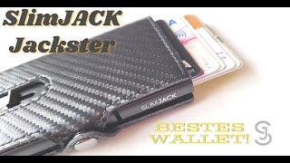 #Slimjack #Jackster #Wallet - mein neuer Geldbeutel und der bisher beste!