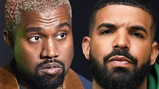 Kanye Slams Drake For Dissing Him & Texting Kris Jenner | Hollywoodlife
