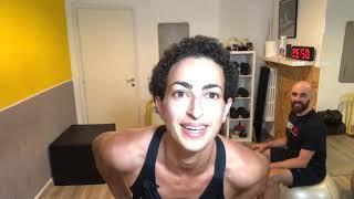 CIÙ IS MEGL' CHE UAN - 10 min. Total Body Workout