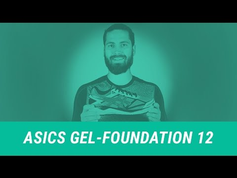 Fit Expert Review: Men's ASICS GEL-Foundation 12