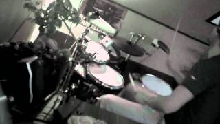 Fair To Midland - Bright Bulbs And Sharp Tools ( Drum Cover )