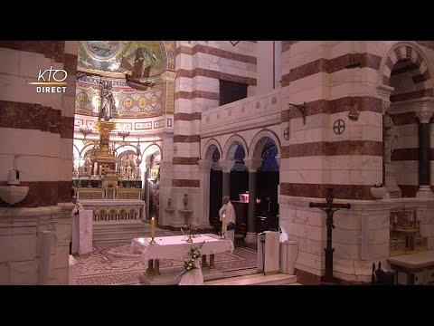 Laudes et Messe du 19 mars 2021 à Notre-Dame de la Garde