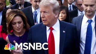 Donald Trump's FBI Boss Contradicts Him: Mueller Probe Is No Witch Hunt | The 11th Hour | MSNBC
