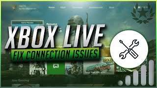 Can't Connect to Xbox Live (Update)