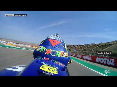 Yamaha OnBoard: Gran Premio Movistar de Aragon