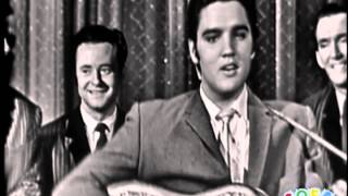 "ELVIS PRESLEY ""Hound Dog"" on The Ed Sullivan Show"