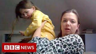 Child interrupt BBC News interview - BBC News