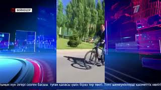 Шымкент қаласына Ғабидолла Абдрахимов қайта әкім болып сайланды