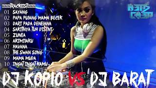 DJ KOPLO VS DJ BARAT (( BREAKBEAT INDONESIA TERBARU 2018 )) - HeNz CheN