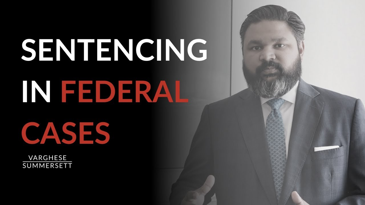 Video: How Does Sentencing in Federal Cases Work?