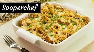 Chicken Parmesan Spaghetti Recipe By SooperChef