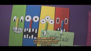 "DISC 231 - ""Clay Hands Pottery"", Clarence, NY"