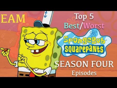 Top 5 Best/Worst SpongeBob Season 4 Episodes