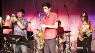 Downey High School Combo 2016 Lingus Cover