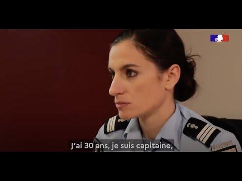 Video Recrutement officier