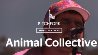 "Animal Collective perform ""Today's Supernatural"" at Pitchfork Music Festival 2011"