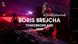 Gambar cover Boris Brejcha @ Tomorrowland Belgium 2018 @Soundbytesrecords