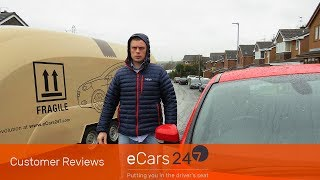 Neal buys a used car from eCars247