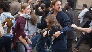 World War Z Trailer Image