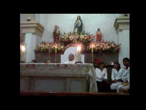 Festa da Imaculada Conceição - Granjeiro / CE -Novena 2º dia (30/11/2016)