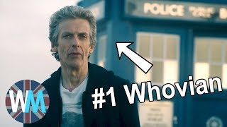 Top 10 Doctor Who Behind the Scenes Facts