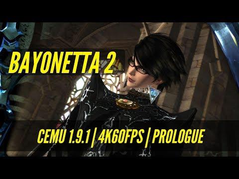 Bayonetta 2 finally playable on PC (CEMU) :: Bayonetta