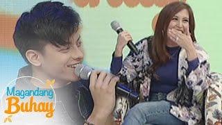 Magandang Buhay: Daniel's first crush