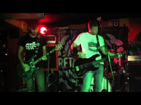 Retfish - Retarded Fish - 05.10.2013 - Collosseum Music Pub, Košice (Full