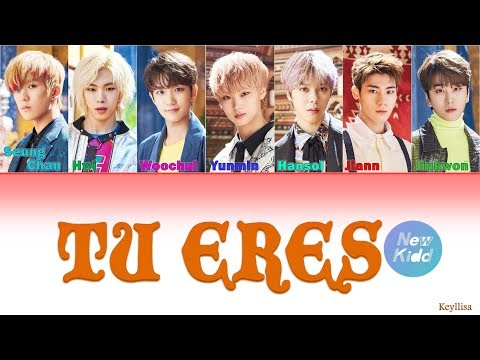 Newkidd (뉴키드) - Tu Eres (뚜에레스)[ITA Traduzione_Color Coded Lyrics_Han_Rom]