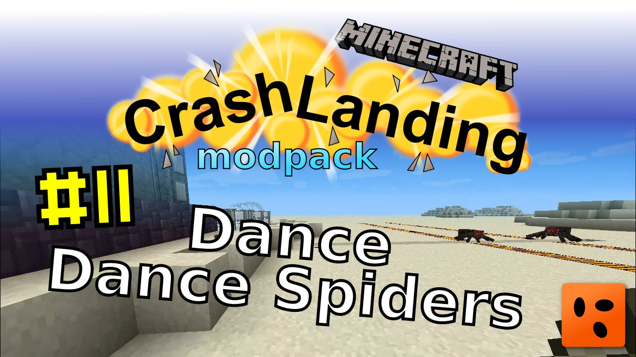 Crash Landing #11 | Dance Dance Spiders
