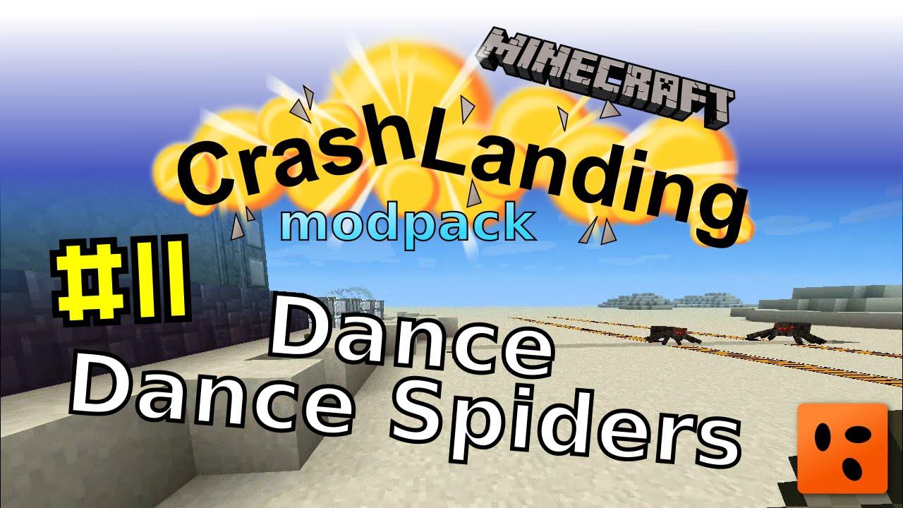 Crash Landing #11 | Dance Dance Spiders