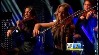 David Guetta - Dangerous ft. Sam Martin (Live at Good Morning America)