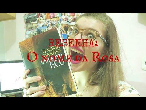 RESENHA: O NOME DA ROSA! (OMFG!)
