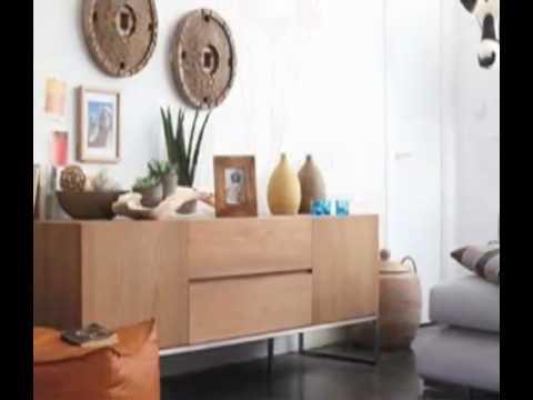 Ein Sideboard, sechs Stile