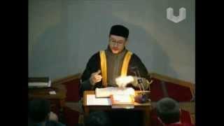 Шамиль Аляутдинов о спиртном и телевизоре, а также Св. Коран, 39:47