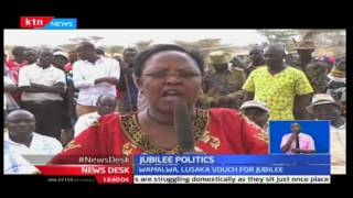 Kajiado Senator John Munyes slams NASA claims that the area is ODM territory