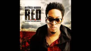 Deitrick Haddon - Raining Red ft Clareta Haddon - RED Album - 2013