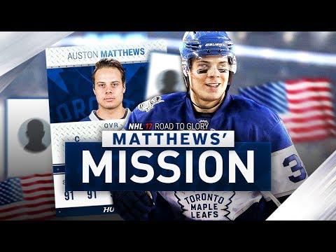 NHL 17 HUT - ROAD TO GLORY | MATTHEWS' MISSION #15