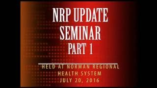 NRP 7th Edition Update - Dr. Anne Wlodaver