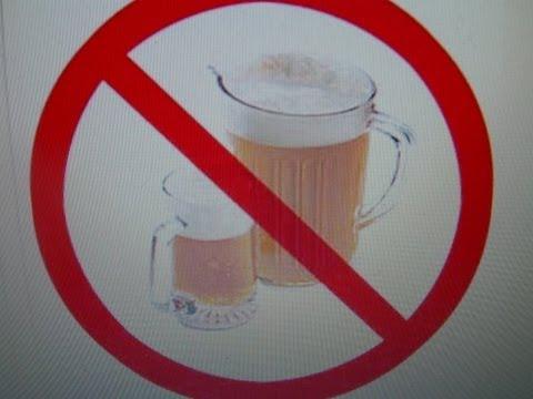 Co zrobić, jeśli żona pijaną