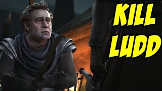 Kill Ludd Game of Thrones Episode 6 Option The ice Dragon Death