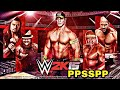 How to download WWE 2k15 for Android and iso ( PPSSPP )
